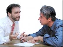 談話效率 VS 部屬心情管理